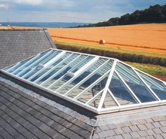Skylight Glazing Systems Alumasc Roofing Systems