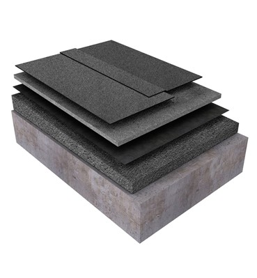 Euroroof Rapid Overlay Membrane Alumasc Roofing Systems