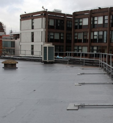Cold Applied Liquid Roofing