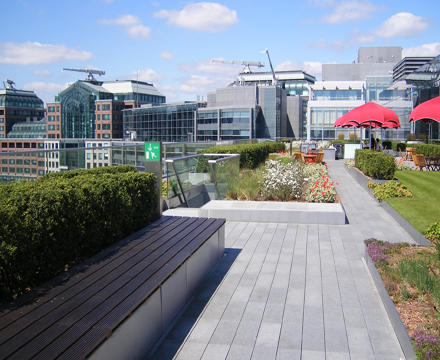 Bishops Square Alumasc Roofing Systems