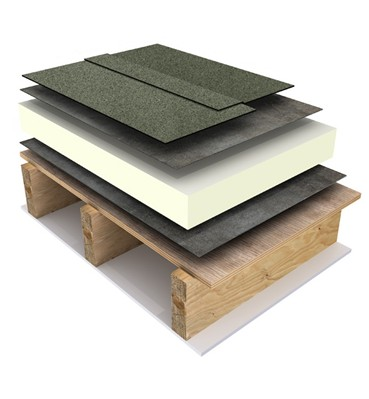 Derbigum olivine membrane alumasc roofing systems for Thermo ply structural sheathing