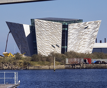 Titanic Signature Building Belfast Alumasc Roofing Systems