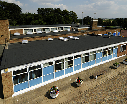 Euroroof Flat Roof Refurbishment