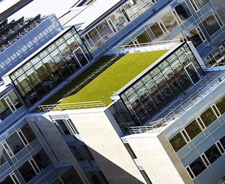 Edinburgh Council Hq Alumasc Roofing Systems