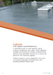 Caltech Cold-Applied Liquid Roofing Brochure 2015