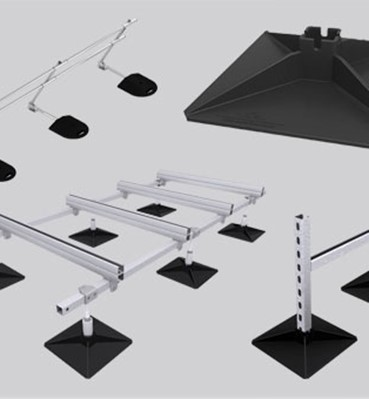 Rooftop Support Solutions Alumasc Roofing Systems