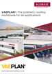 Derbigum VAEPLAN Single Ply Brochure