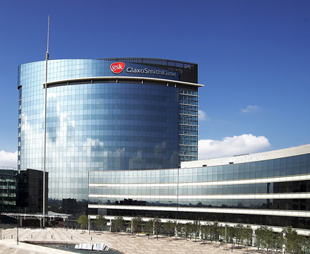 Glaxo Smith Kline HQ