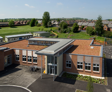 Project Portfolio Alumasc Roofing Systems
