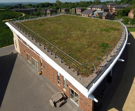 Howlands Farm Univ Of Durham Alumasc Roofing Systems