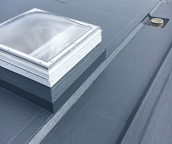 Caltech Qc Cold Applied Liquid Alumasc Roofing Systems