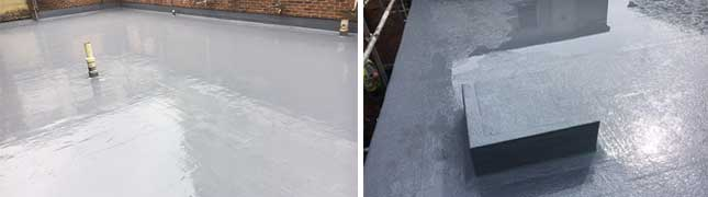 low odour cold applied waterproofing system